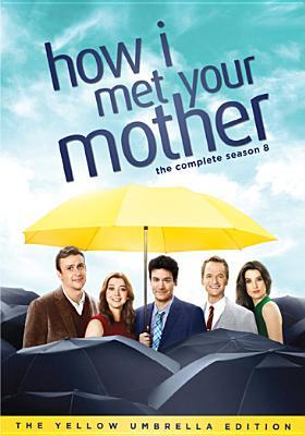 HOW I MET YOUR MOTHER SEASON 8 BY HOW I MET YOUR MOTHE (DVD)