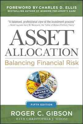 Asset Allocation By Gibson, Roger