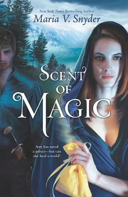 Scent of Magic By Snyder, Maria V.